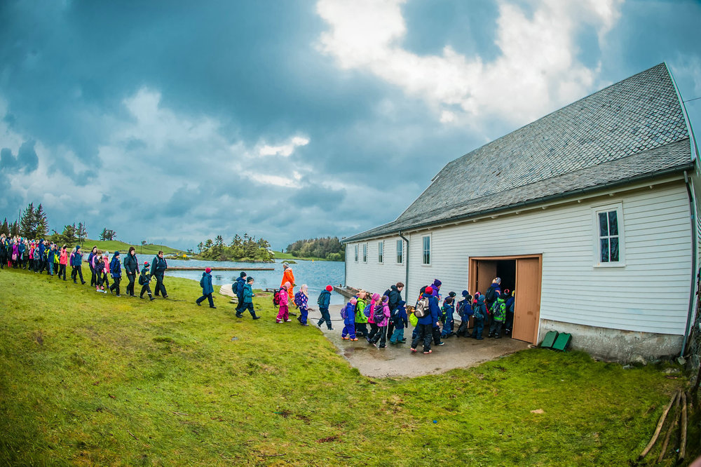 """""""Konsertsida vil gjerne være en del av opplæringen i skolen, men skolen oppfatter konserten som et eksternt bidrag av kort varighet."""" skriver Tori Skrede. Foto: Lars Opstad"""