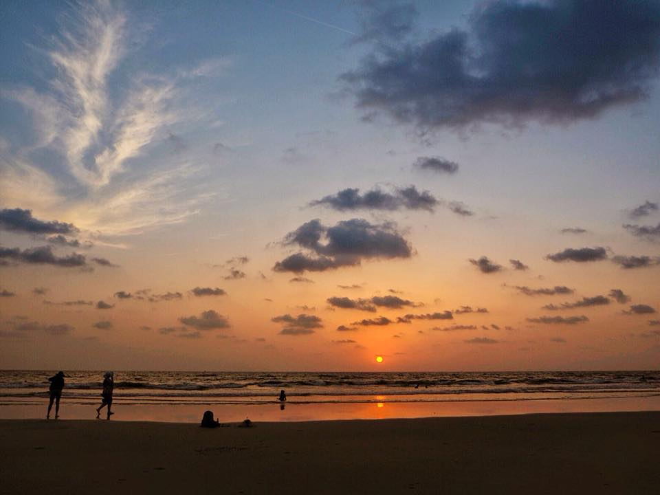 Sunsets in Arambol