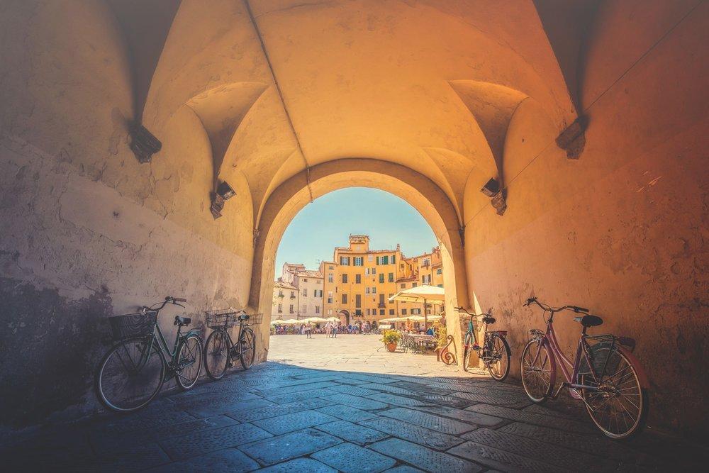Enchanting Lucca