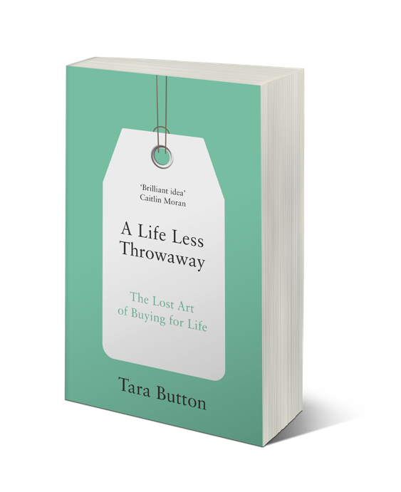 A Life Less Throwaway will be published on 8 February 2018