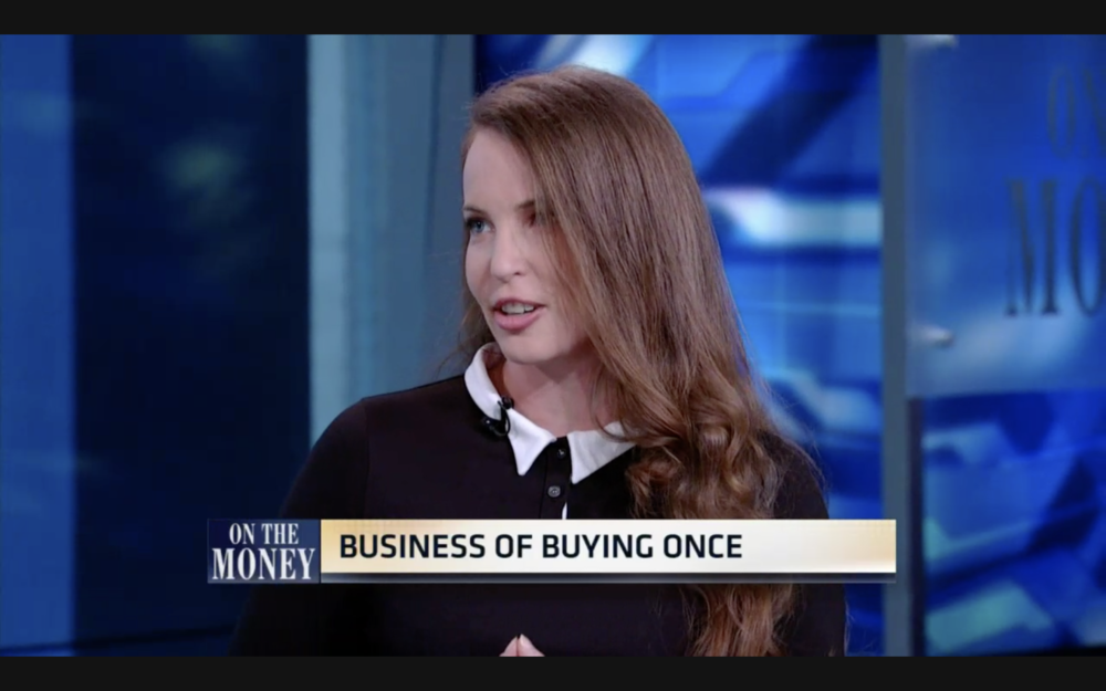 Tara Button CNBC Interview on the money