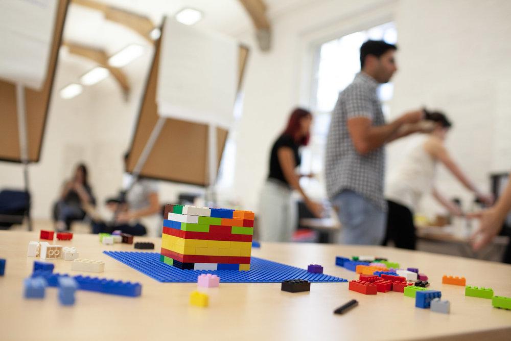Lego exercise
