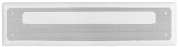 Designer grille 45.72 x 11.8 mms
