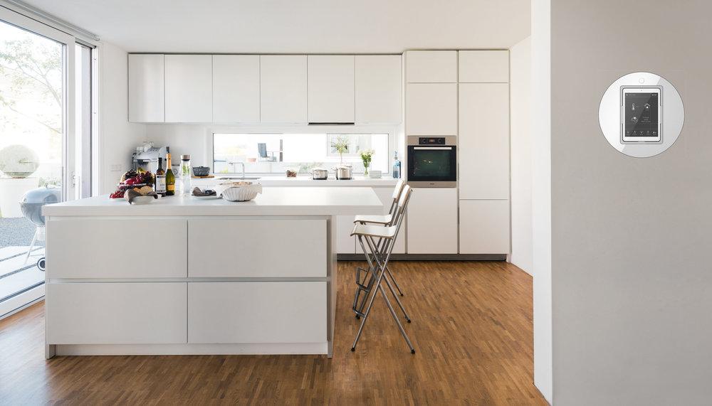 Viveroo Loop Kitchen Installation