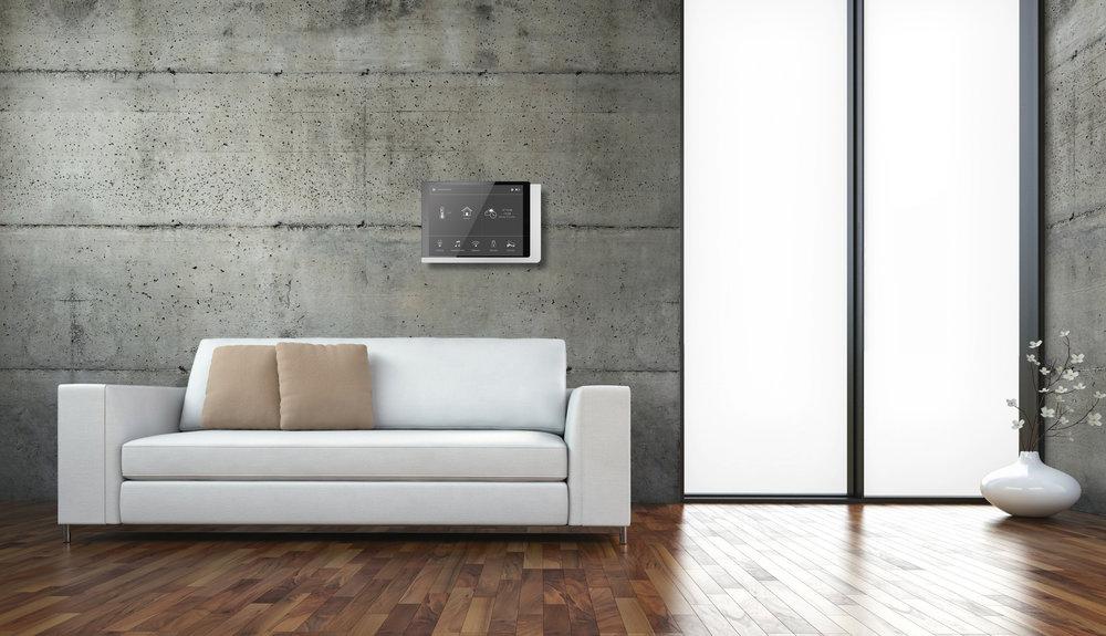 Viveroo free - iPad wall mount – charging station
