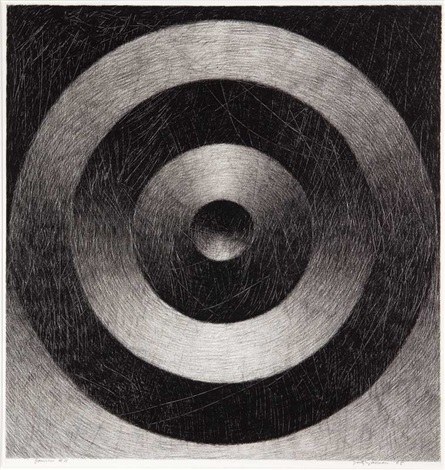 JANUS I1, 1995   charcoal on paper 30 x 29 in.