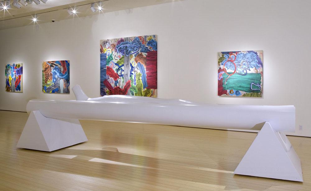 Doyle Gerjejansen Mapping Pangea, 2008 Callan Contemporary, New Orleans, LA