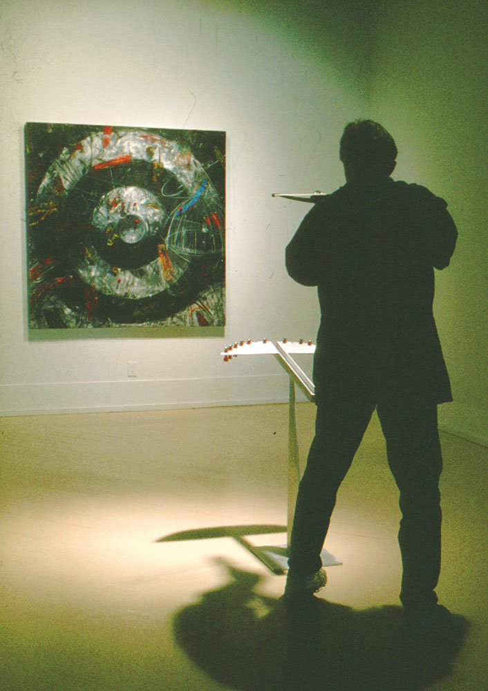 Doyle Gertjejansen   Installation View, 1996   Galerie Simonne Stern, New Orleans, LA