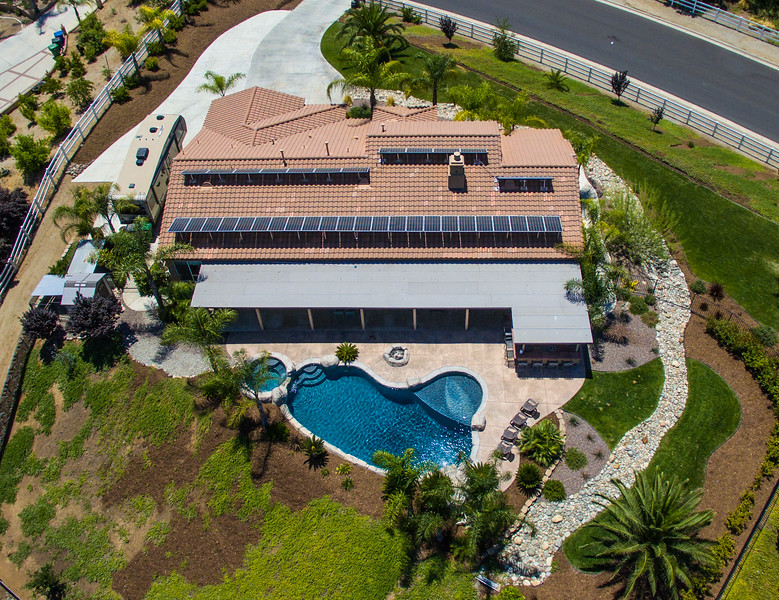 Drone Photography - Aerial photography and videos give a potential buyer a better idea of your property and it's surroundings. They show how your home is situated on the lot, what characteristics your lot has to offer, and where your property is placed within a neighborhood. Drone photography adds a new dimension to visually promoting your home.