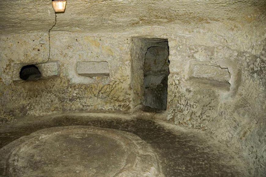 St Pauls Catacombe Rabat Malta photo by Andreas Neumann
