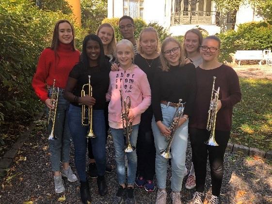 Nordea-trompeterne 2018