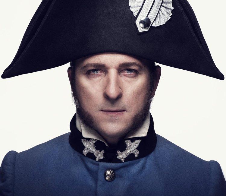 """Nominert til """"Best Actor in a Musical""""   Hans Marius Hoff Mittet for sin rolle som Javert i Les Misérables"""
