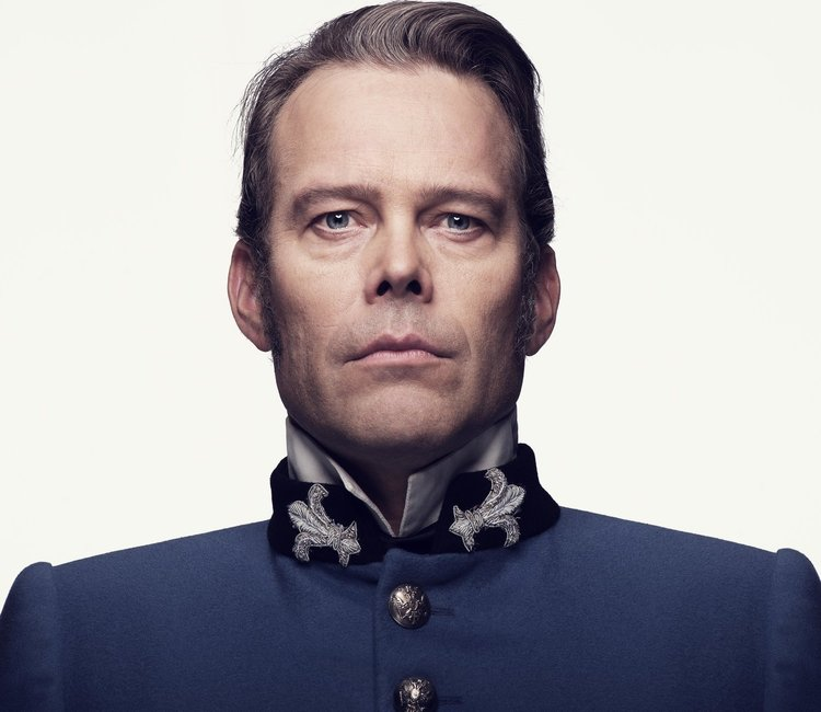 "Nominert til ""Best Actor in a Musical""   Håvard Bakke for sin rolle som Javert i Les Misérables"