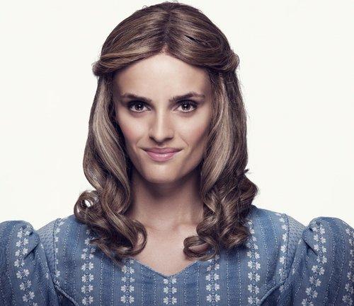 "Nominert til ""Best Actress in a Musical""   Jenny Langlo for sin rolle som Cosette i Les Misérables"