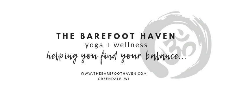 The Barefoot Haven Yoga + Wellness Studio