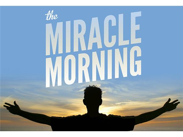 THE MIRACLE MORNING - By Hal Elrod