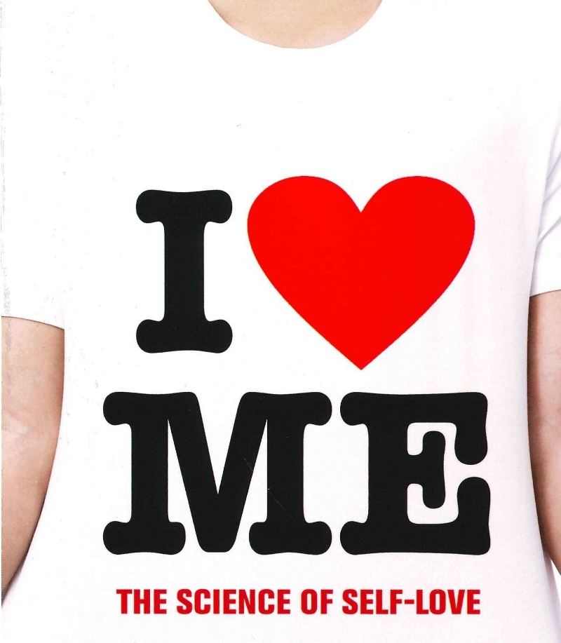 I ❤️ ME: THE SCIENCE OF SELF-LOVE - By David R. Hamilton