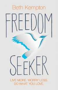 "OCTOBER 2018 - FREEDOM SEEKER   ""Freedom is the willingness and ability to choose your own path and experience your life as your true self."""