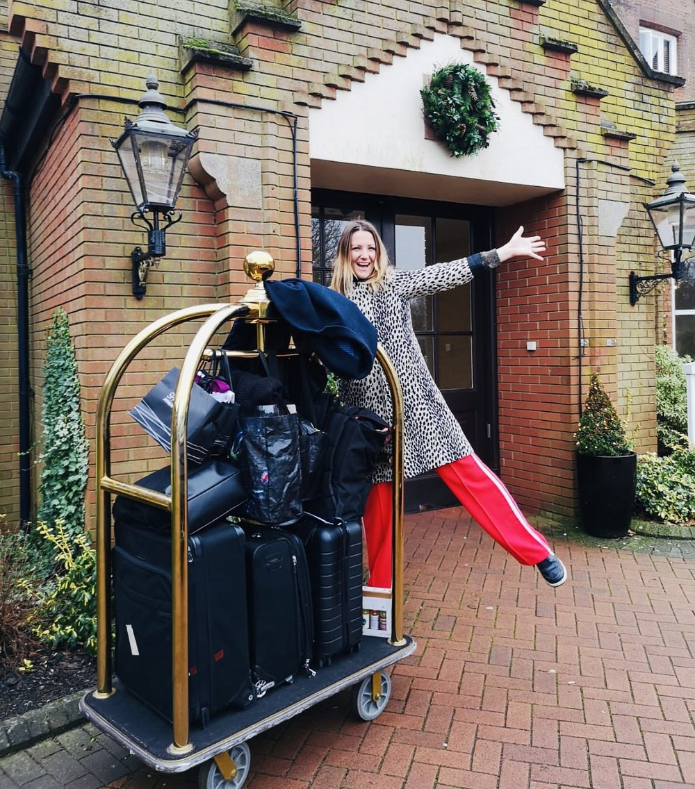No more baggage: What are you ready to leave behind in 2018?