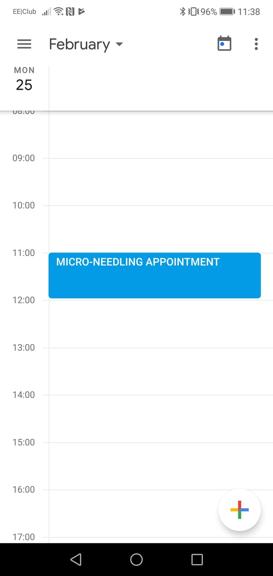 Get organised - To avoid the sting of cancellation fees