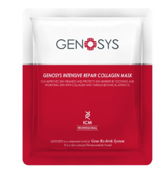 Collagen Sheet Mask - Will pep up your skin hydrating it for your make-up application