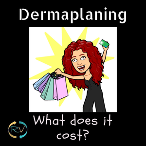 facial hair-dermaplaning-cost