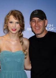 Steve and Taylor Swift (Summer 2010)