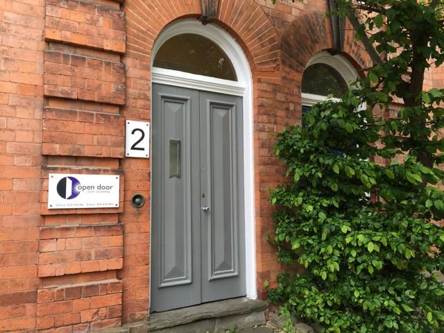 Open Door Counselling front door.jpg