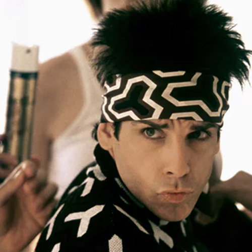 The ultimate narcissist: Ben Stiller as Derek Zoolander. Photograph: Allstar