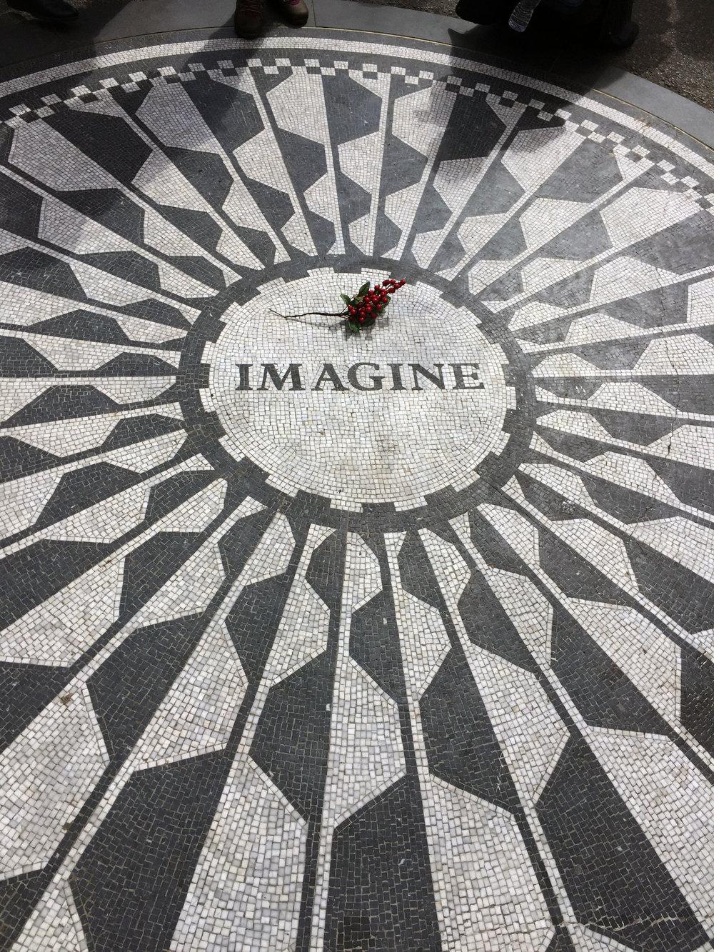 Imagine Peace -