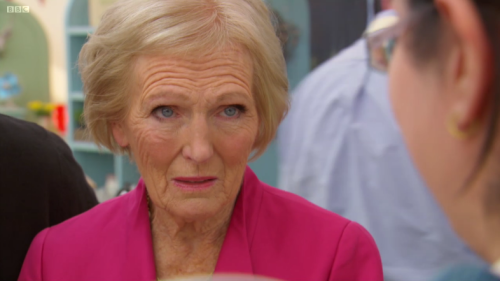 Mary Berry thinks you've gone a bit crackers