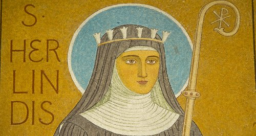 Hildegard von Bingen(1098-1179)  - Doctor of the ChurchMysticism, Medicine, and Music.