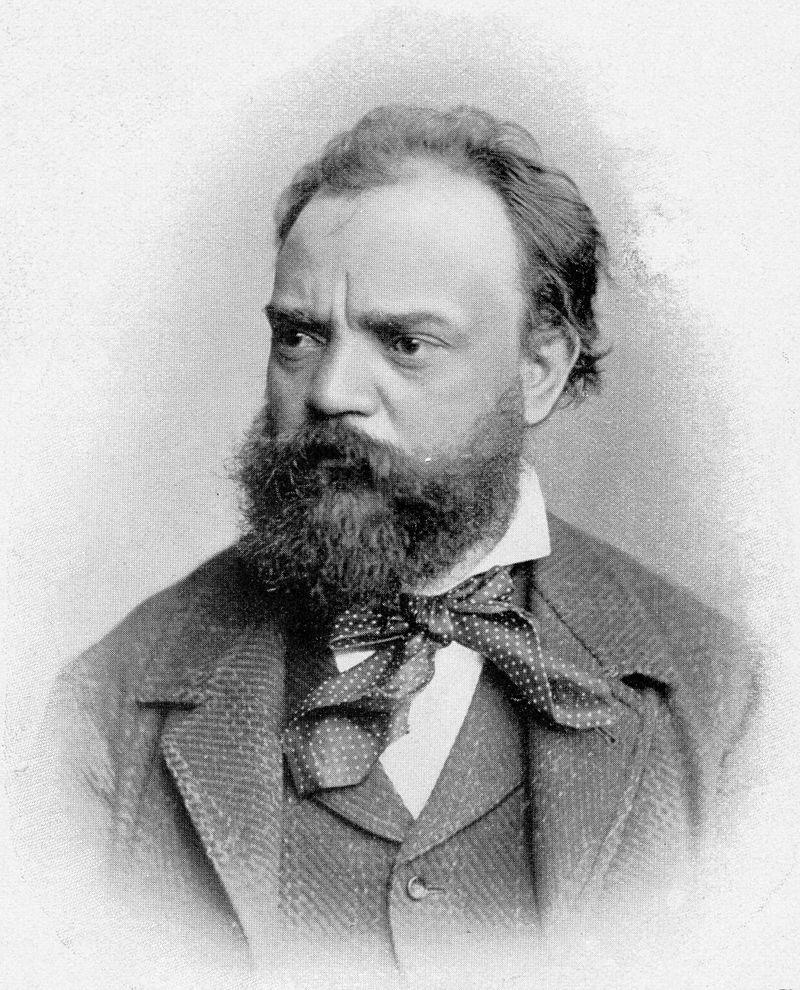 Antonín Dvořák - 1841-1904