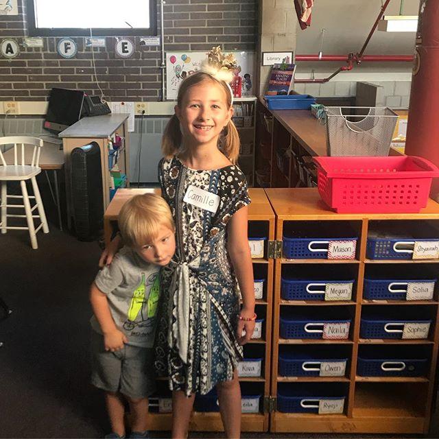 2nd grade!