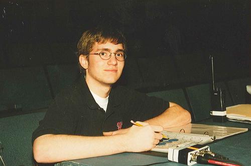 Travis J. Rosch - 2001-2002 / 2002-2003Ithaca College