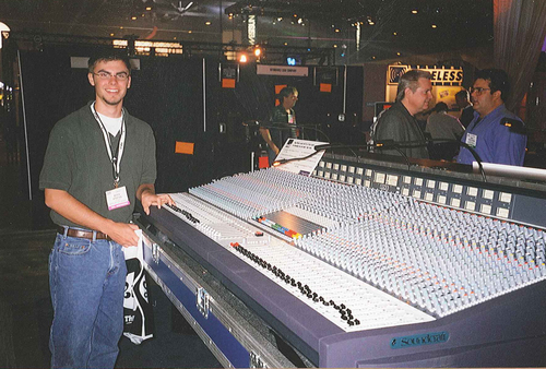 Boyd R. Stepan - 1999-2000Full Sail University