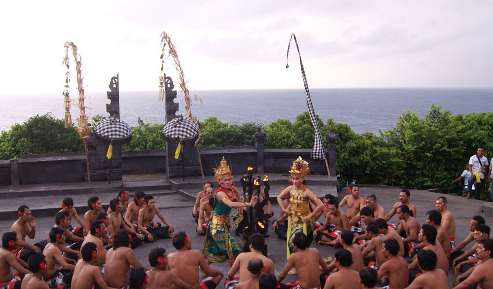 In the evening, we will attend a Kecak Ceremony at Uluwatu and learn about Bali's Vedic culture and history.