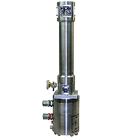 ARS DMX-1AL Sample in Vacuum Cryostat