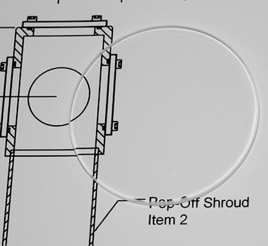 Fig. 6: Quartz window
