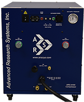 ARS-4HW Helium Compressor