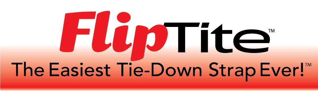 FlipTite - The Easiest Tie-Down Strap Ever!