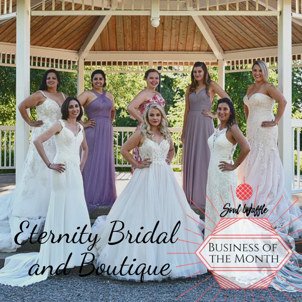Eternity Bridal and Boutique BOTM