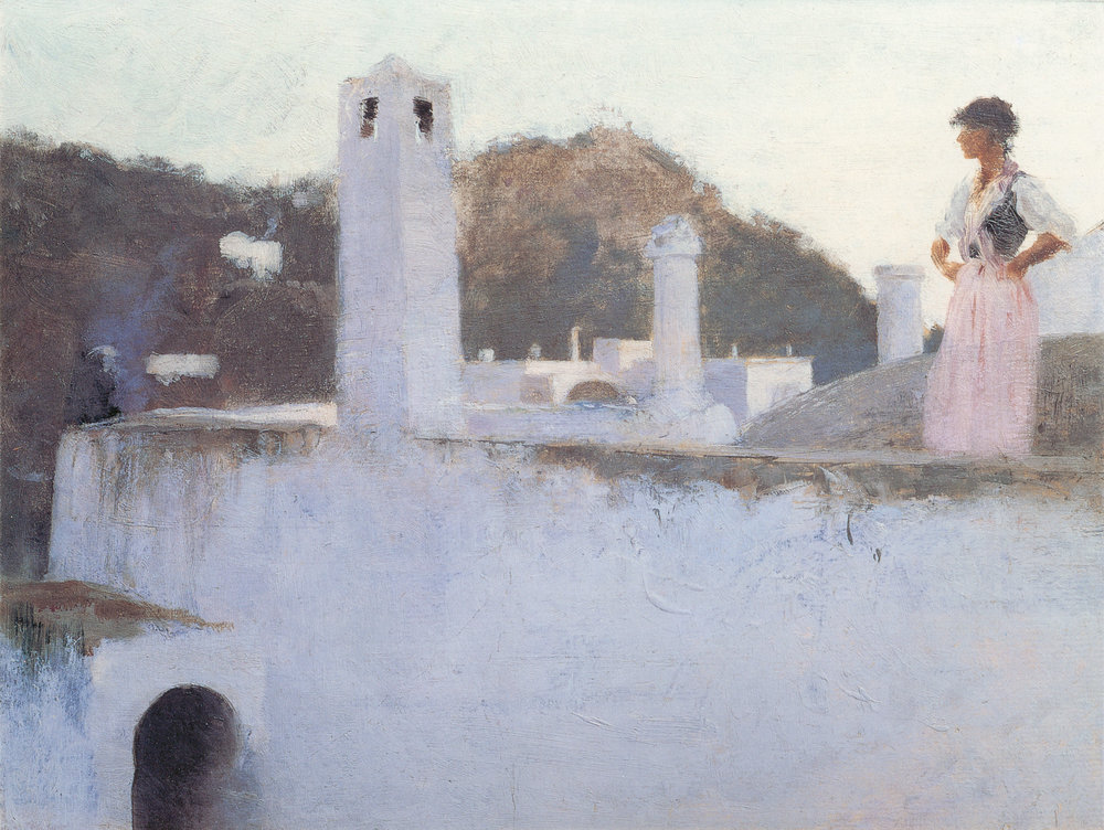 John Singer Sargent , Capri