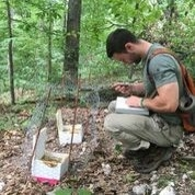 Aaron Heisey  Tyson Undergraduate Fellow '17 Wells College  Project: Effects of prescribed fire on Lone Star tick questing behavior
