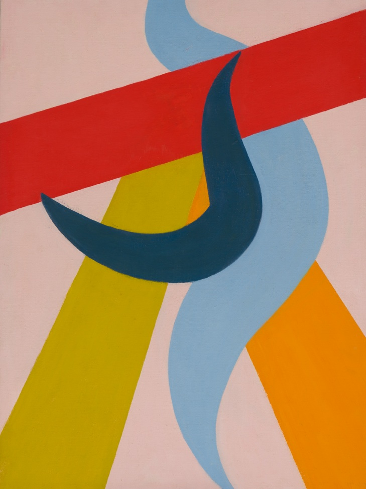 1969,  1969 Oil on canvas board 24 x 18 inches  Inquire
