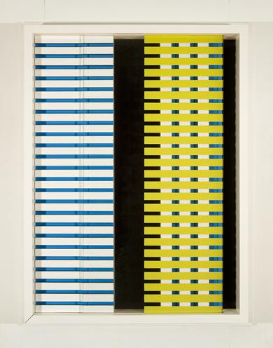 "<b>Charles Biederman: <br>Works 1934 - 1994 </b><br> <span class=""grayfont"">November 4, 2010 – January 22, <br>2011</span>"