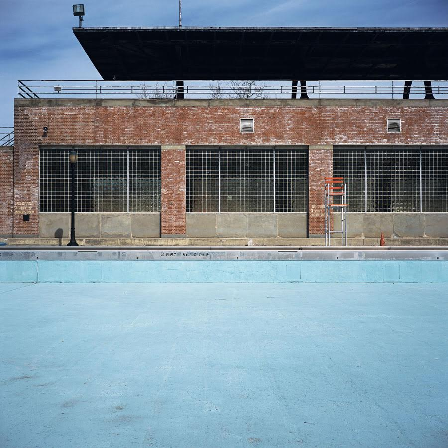 Betsy Head Pool, Brooklyn,  2011 Photograph 20 x 20 inches  Inquire
