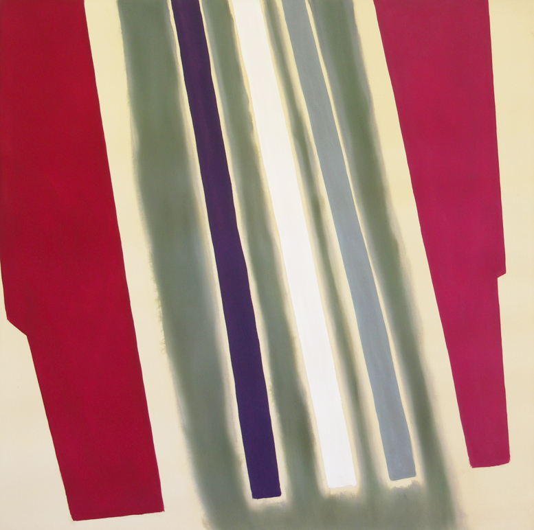 Untitled,  1965 Oil on canvas 50 x 50 inches