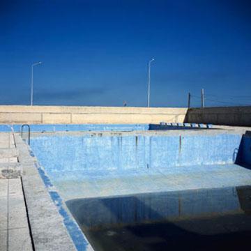 Swimming Pool #1, 2006 C-Print  Inquire