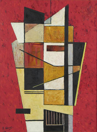 Untitled , c. 1935-36 Oil on canvas 24 x 18 inches  Inquire